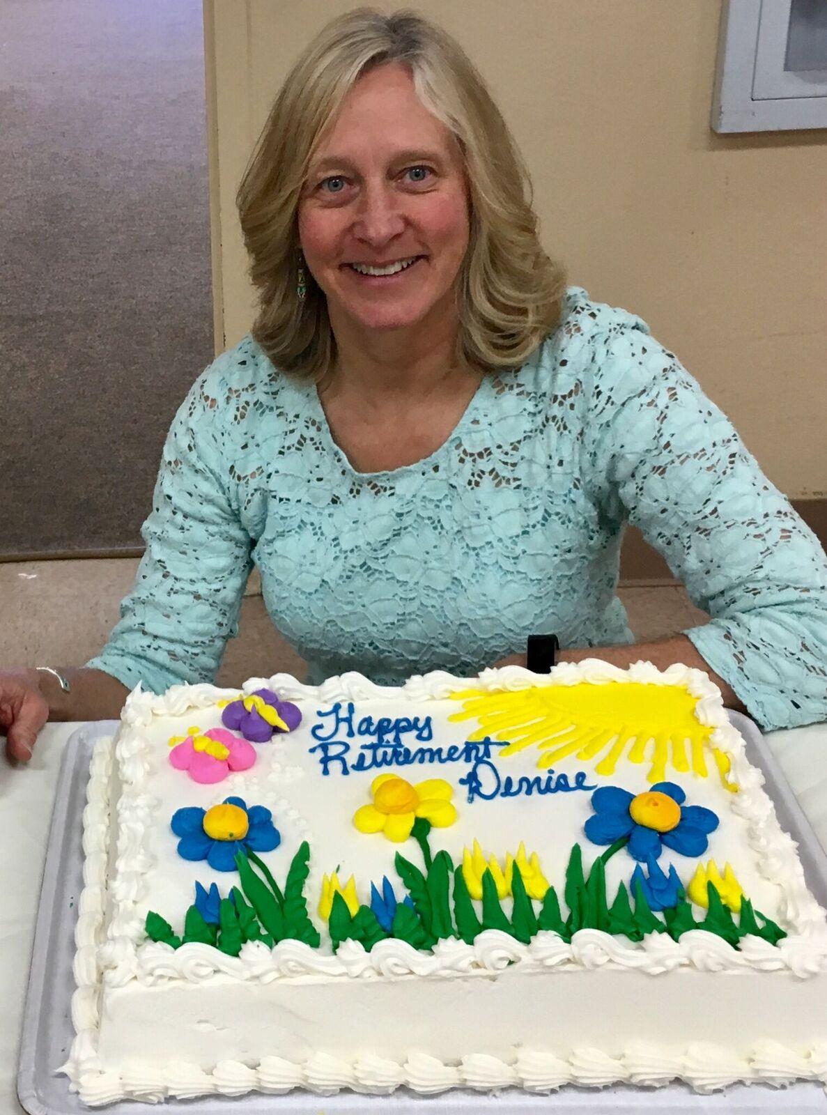 Denise Bakers Retirement Rio Rancho Presbyterian Church